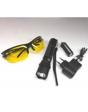 <b>LUV15 - Lampa LED UV - zestaw </b>