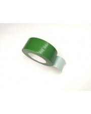 <b>1T3176 Taśma jednostronnie klejąca tkaninowa zielona gr. 0,22mm HM 34mm x 50m</b>