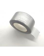 <b>1T3451 Taśma jednostronnie klejąca tkaninowa srebrna gr. 0,15mm HM 48mm x 45m</b>