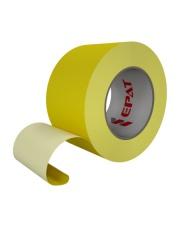<b>1F3600 Taśma jednostronnie klejąca oznaczeniowa żółta 75mm x 33m</b>