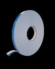 <b>2P1111 Pianka biała PE dwustronnie klejąca  gr.1.0mm 6mm x 50m</b>