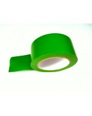 <b>1F3603 Taśma jednostronnie klejąca oznaczeniowa zielona 75mm x 33m</b>