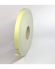 <b>2P1211 Pianka biała gr.1mm dwustronnie klejąca 19mm x 50m</b>