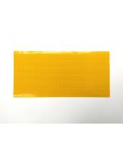 <b>2F3312 Formatka 2-str klejąca foliowa przeźroczysta 19mm x 12,5mm, 6 rzędów taśmy 19mm nacinanej co 12,5mm (144 szt/arkusz)</b>