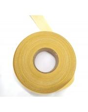 <b>TP2.0025 Taśma nieprzepuszczająca pełna biała 25mm/50m</b>