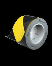 <b>1I1706 Taśma antypoślizgowa żółto/czarna 25mm x 5m</b>